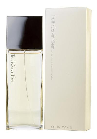 Perfume Truth By Calvin Klein Feminino Edp 100ml Original Frete Gratis