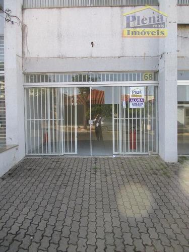 Salão Para Alugar, 50 M²  - Centro - Sumaré/sp - Sl0599