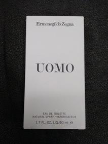Perfume Ermenegildo Zegna Uomo 50ml