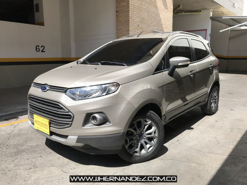 Ford Ecosport 2.0 Freestyle, 4x2, Mt, 2013, Financio 100%