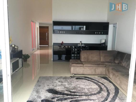 Casa Com 3 Dormitórios À Venda, 380 M² Por R$ 1.500.000 - Residencial Santa Helena - Caçapava/sp - Ca0350