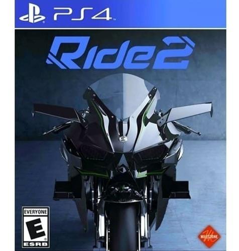 Ride 2 Playstation 4 Midia Digital Primaria Vitalicio