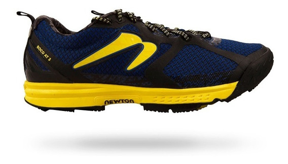 Tenis Correr Newton Running Boco Hombre Blue/maize