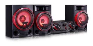 Minicomponente 2.900w Rms LG (xboom Cj88)