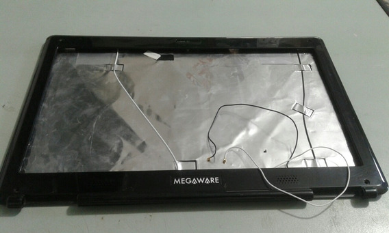 Carcaça Tela + Moldura Megaware Me Ganote Black Series