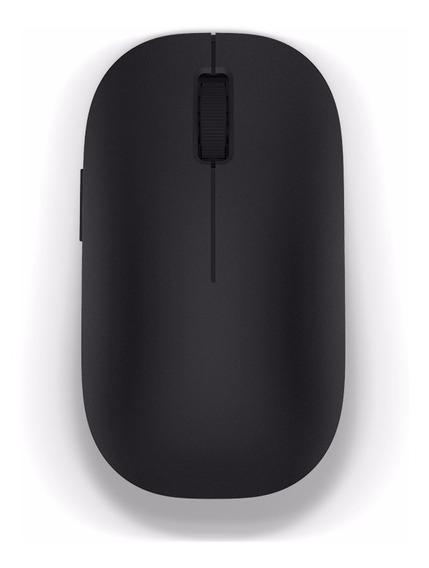 Mouse Xiaomi Optico Wireless 2.4g 1200dpi Preto Original