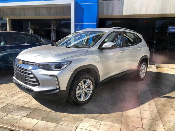 Chevrolet Tracker 1.2 Turbo Automatica 0km 2020 Financio Pd