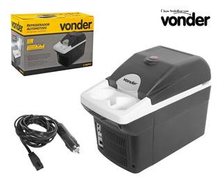Refrigerador Automotivo E Camping Vonder 12v 8 Litros - Nfe