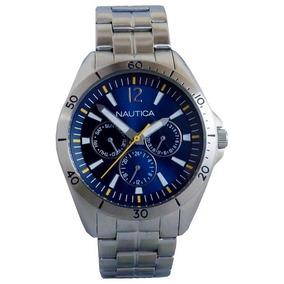 Relógio Nautica N13631g . Novo. Original! Na Caixa!