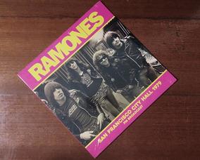 Ramones - San Francisco City Hall 1979 - Fm Broadcast Lp
