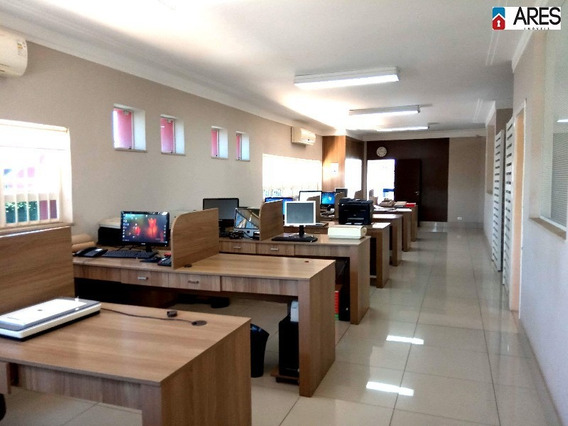Casa Comercial Para Locação, Vila Medon, Americana. - Cc00047 - 33563026
