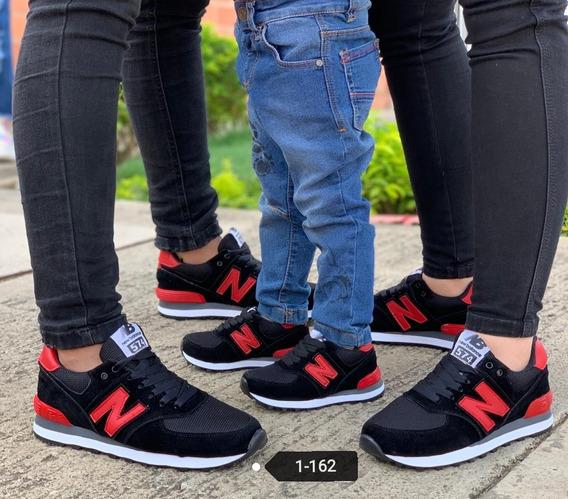 Zapatos New Balance Para Caballeros Y Niños Moda 2019