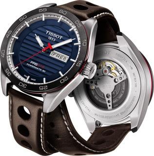 Reloj Tissot Prs 516 Powermatic 80 T1004301604100 Hombre