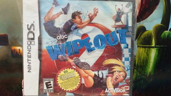 Wipeout 2 Nintendo Ds Dsi 3ds Original Novo