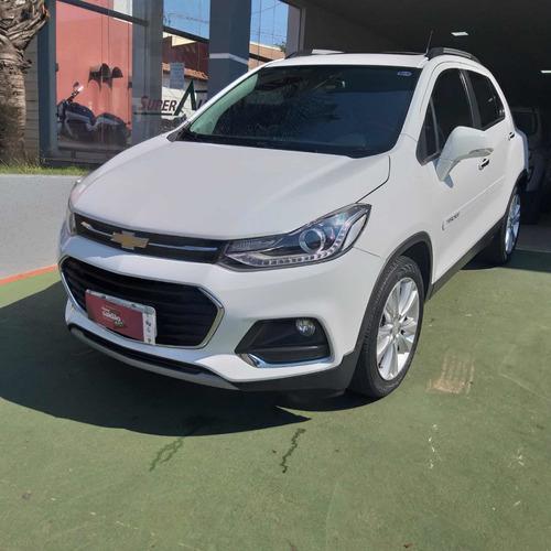 Imagem 1 de 15 de Chevrolet Tracker 2017 1.4 Ltz Turbo Aut. 5p