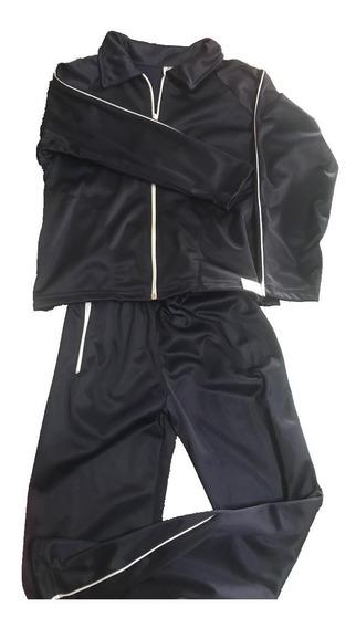 Pants Escolar Raya Blanca 4 A 16 Varios Colores