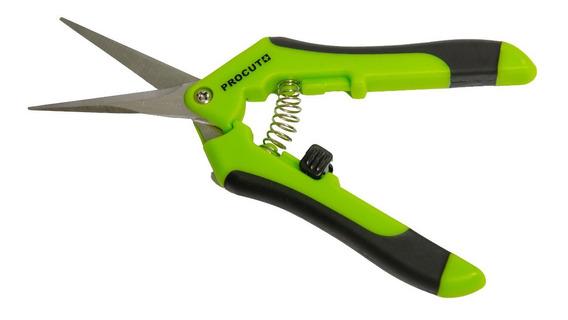 Tesoura Procut Straight Blades Garden High Pro