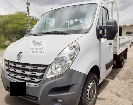 Master 2.3 Dci Turbo Diesel - 15/16 - Carroceria De Madeira
