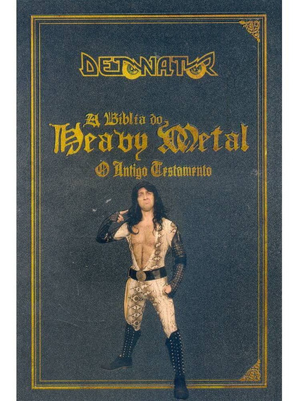 Livro Livro Detonator A Biblia Do He Bruno Sutter