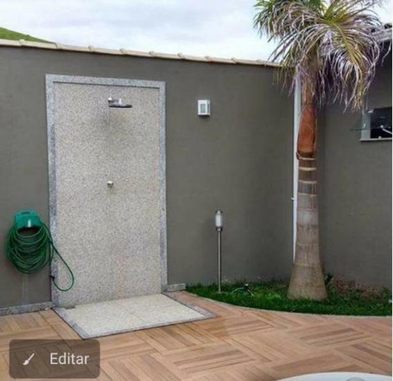 Casa Para Venda Em Volta Redonda, Bairro De Fátima, 3 Dormitórios, 1 Suíte, 4 Banheiros, 2 Vagas - C315