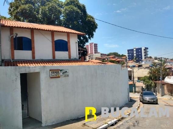 Casa E Salão Comercial Para Venda No Jardim Santa Rosa - 3491-r/n