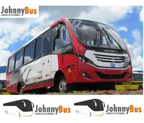 Micro Ônibus Mascarello Granmini - Ano 2013/13 - Johnnybus