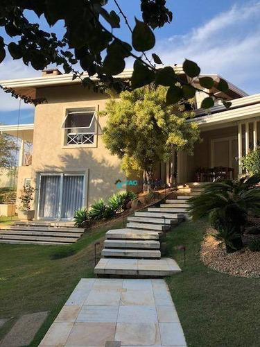 Imagem 1 de 14 de Casa Com 4 Dormitórios À Venda, 1414 M² Por R$ 6.500.000 - Jardim Das Palmeiras - Campinas/sp - Ca0957