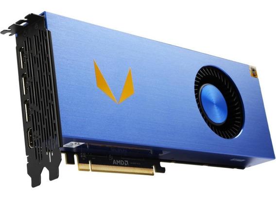 Amd Radeon Vega Pro Edition Hbm2 16gb Workstation