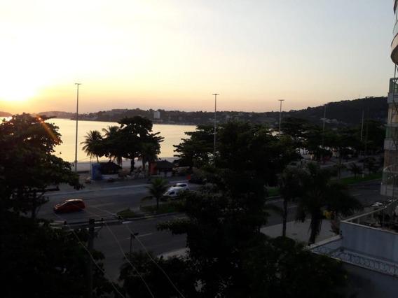 Apartamento Em Charitas, Niterói/rj De 50m² 1 Quartos À Venda Por R$ 285.000,00 - Ap251423