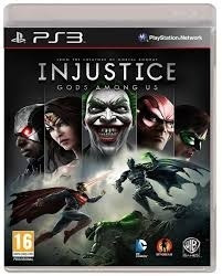 Injustice Ps3