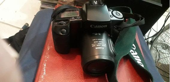Câmera Fotográfica Canon Eos-100 C Lente 35-80mm