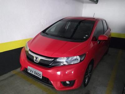 Honda Fit Elx Automático M&f Veículos