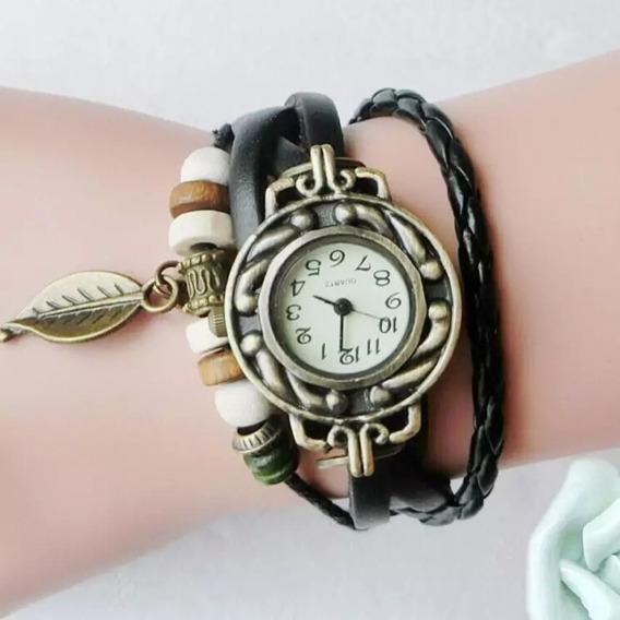Kit 13 Relógios Femininos Vintage Atacado Revenda Pronta Ent