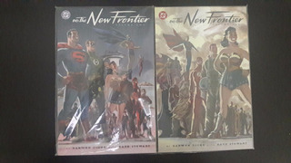 Dc: The New Frontier Vol.1 Y 2