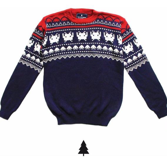 Invader - Sweater Hombre Y Mujer De This Is Feliz Navidad