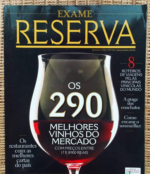 Kit Vinhos C/ 2 Revistas + Guia Vinhos E Degustação
