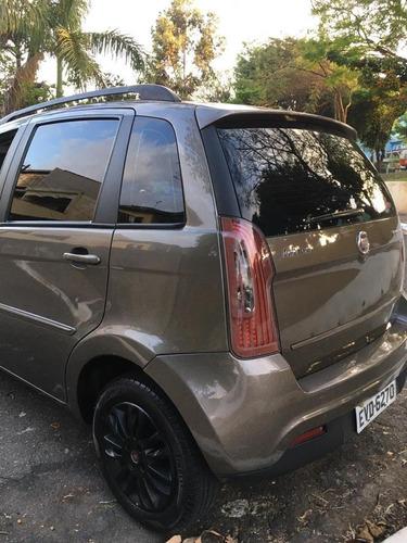Fiat Idea 1.4 Mpi Attractive 8v Flex 4p Manual 2012