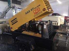 Compresores Atlas Copco Xas97 185pcm Año 2010 Garantizado