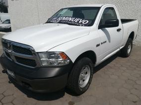 Dodge Ram 2500 Crew Cab Slt 4x4 2013 Seminuevos