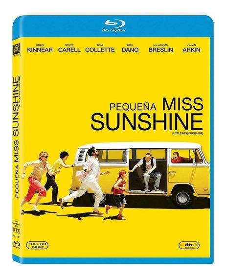 Pequeña Little Miss Sunshine Steve Carell Pelicula Blu-ray