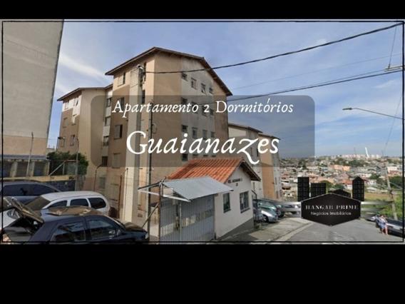 Apartamento 2 Quartos Em Guaianazes Próxima A Estaçao