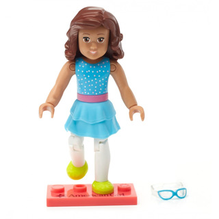 Mega Construx American Girl On The Dot Outfit