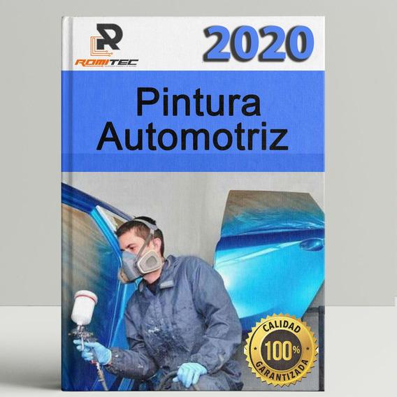 Kit Aprenda Latoneria Pintura Automotriz Power Tuning Audio