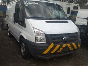 Ford Transit 2.2 Van Corta Aa Doble Puerta Lateral Custom Mt