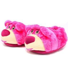 Pantufa 3d Urso Lotso Toy Story Ricsen