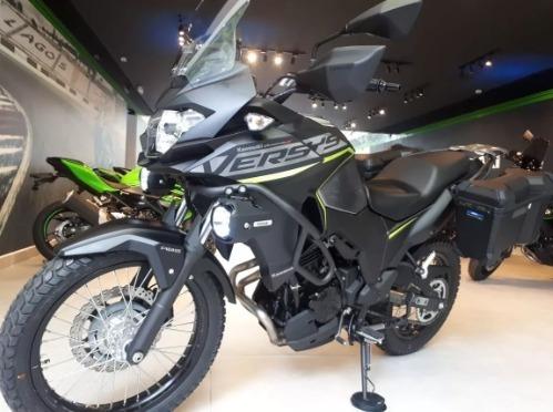 Kawasaki Versys-x 300 Tourer Abs 2020 C/ 2 Anos De Garantia