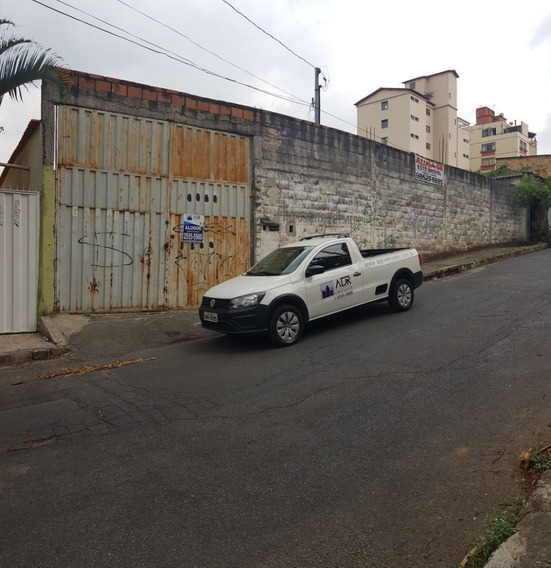Lote Comercial Para Alugar No Nova Suíssa Em Belo Horizonte/mg - Adr4511