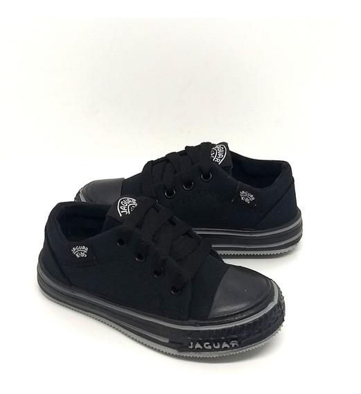 Zapatilla Lona Jaguar Niño