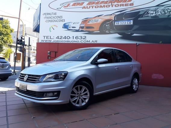 Volkswagen Polo 2016 1.6 Comfortline Tiptronic Di Buono