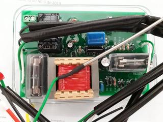 Placa Eletrônica Máquina De Gelo Everest Modelo Egc Cód43191